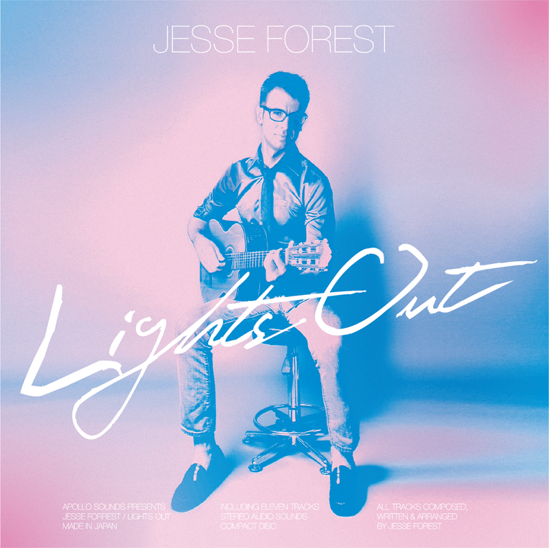 "JESSE FOREST ""LIGHTS OUT"""