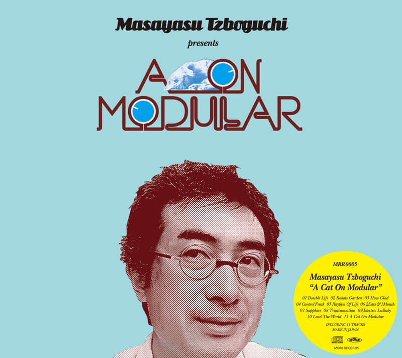 "MASAYASU TZBOGUCHI ""A CAT ON MODULER"""